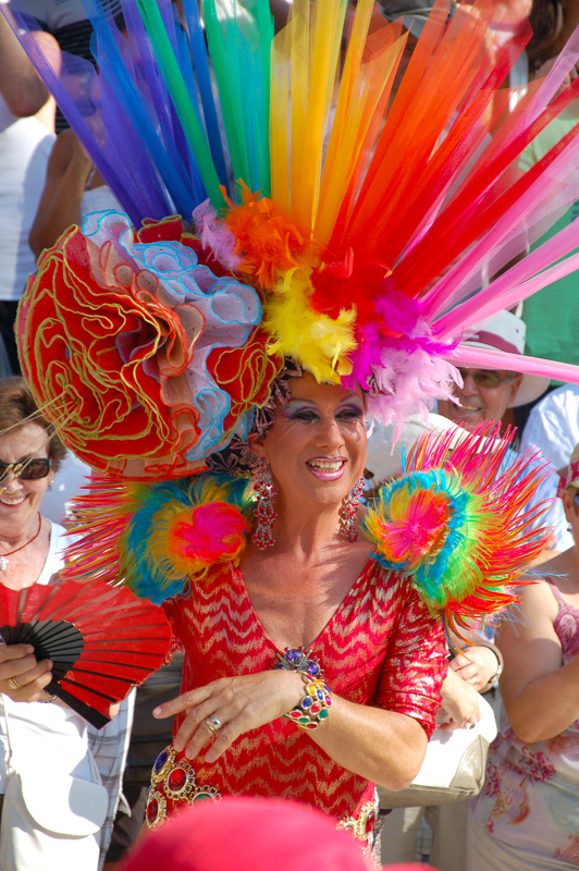 Gay Pride Sitges 2010 (Big Parade)