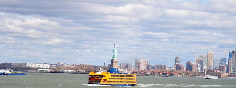 New York – Staten Island Ferry