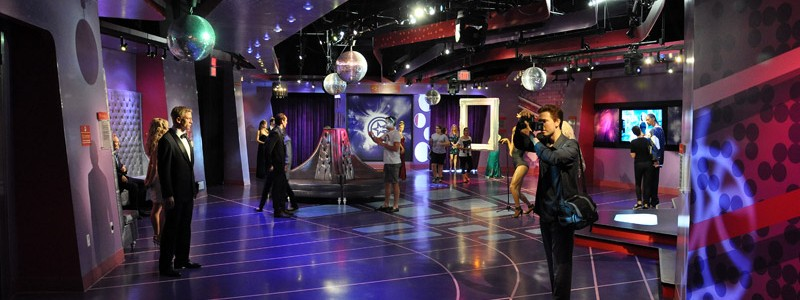 Madame Tussauds Los Angeles