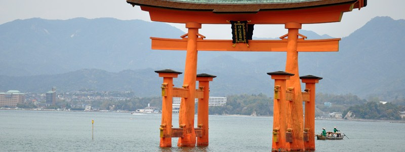 Япония – Itsukushima Shinto Shrine