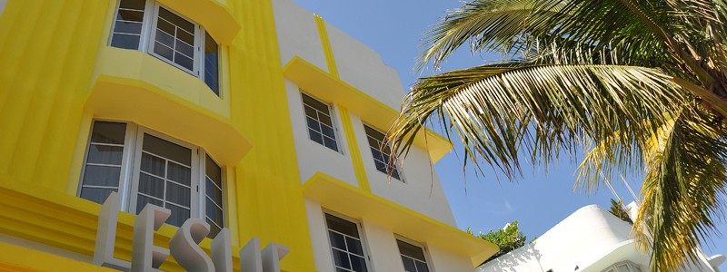 Miami Beach — Art Deco