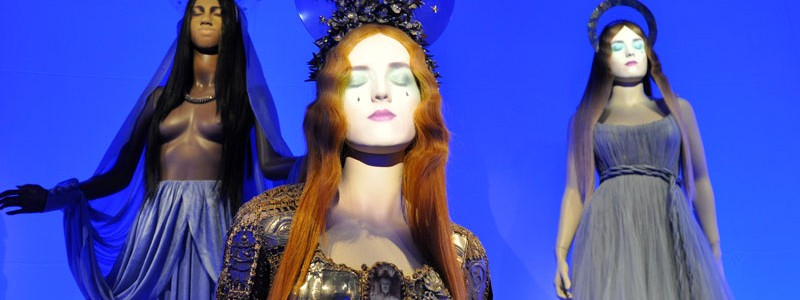Мельбурн — Выставка «The Fashion World of Jean Paul Gaultier»